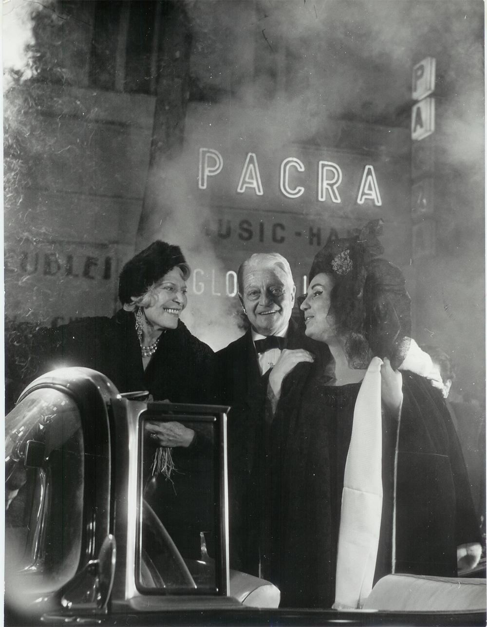 Avec Varna et Gloria Lasso