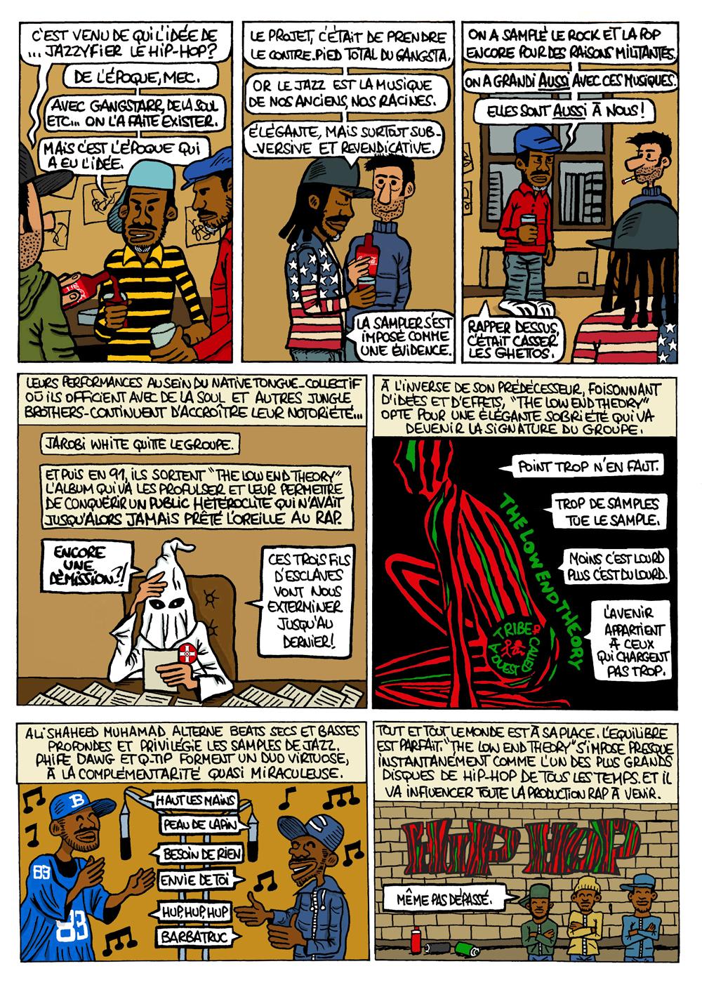 A TRIBE PAGE 3 OK!