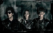 2698 secondes de malaise avec le Black Rebel Motorcycle Club