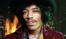 Avec Jimi Hendrix, 75 ans, à l'Olympia