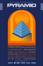 Un festival de musique synthétique à La Grande-Motte