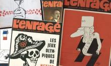 L'Enragé, le journal le plus hardcore de 68, ressort des rangées