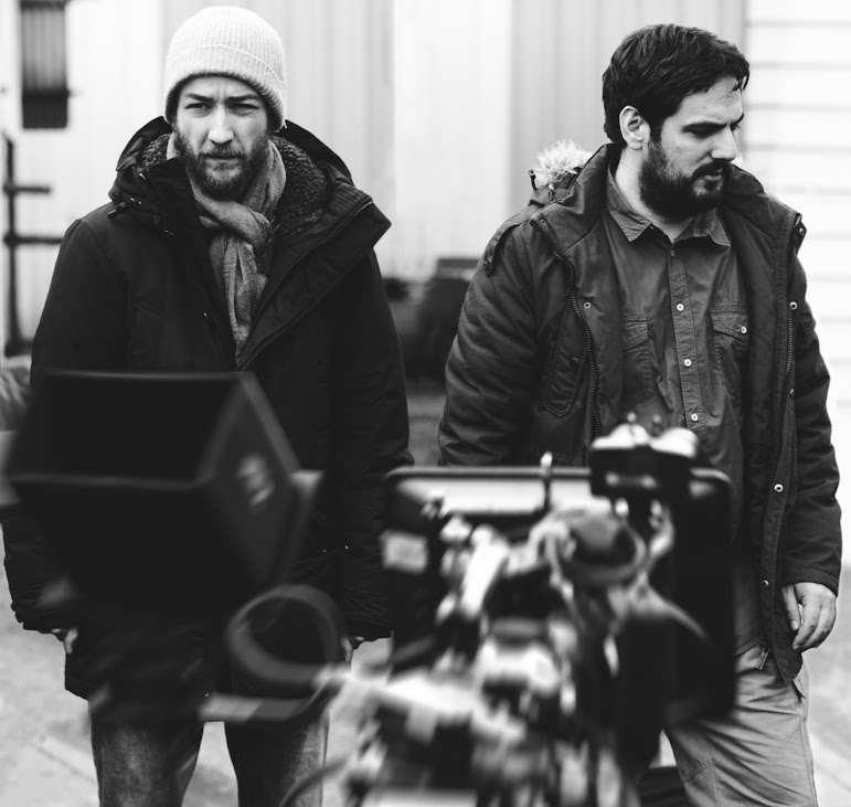 Behind-the-scenes photos from the production of the film BLOOD MACHINES, directed by Seth Ickerman and produced by Logical Pictures, France 2017. (©HEIN Photography)