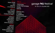 Le Garage Mu Festival en une playlist