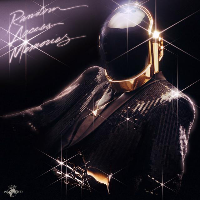 Daft Punk RAM Cover Get Lucky
