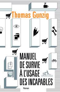 COUV GUNZIG Manuel de survie PL1HD
