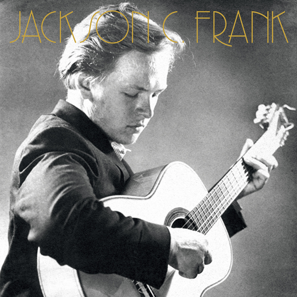 EARTH001 Jackson C Frank SLEEVE yellow