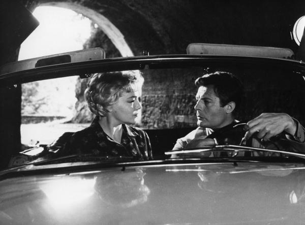 La Nièce de Fellini Mastroianni en caisse 2