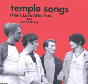 Temple Songs cover