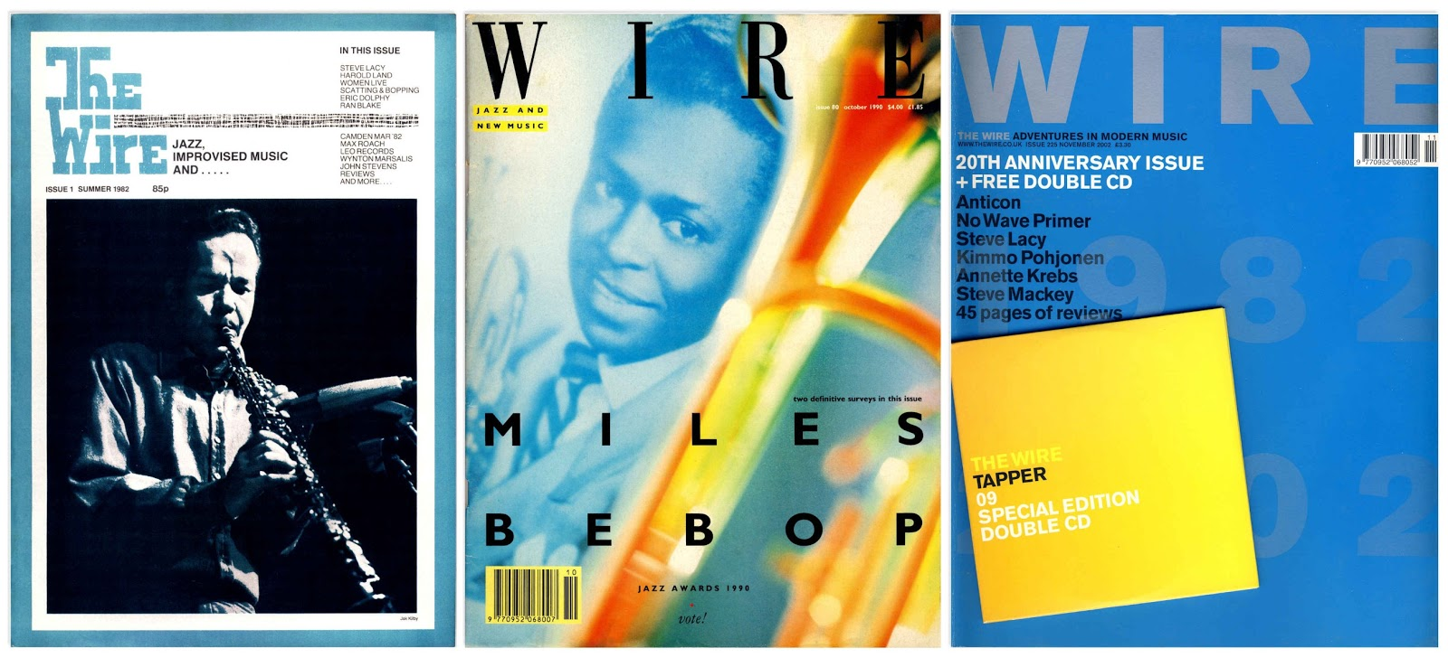 Wire Covers 1982-2002