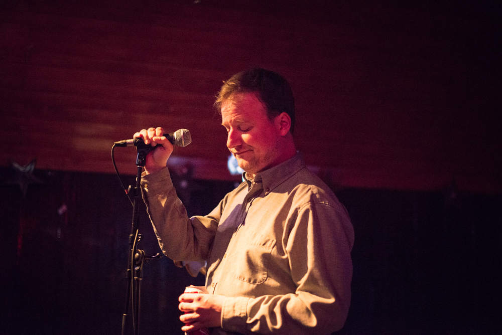 Protomartyr at Kung Fu Necktie on 2014-04-15.