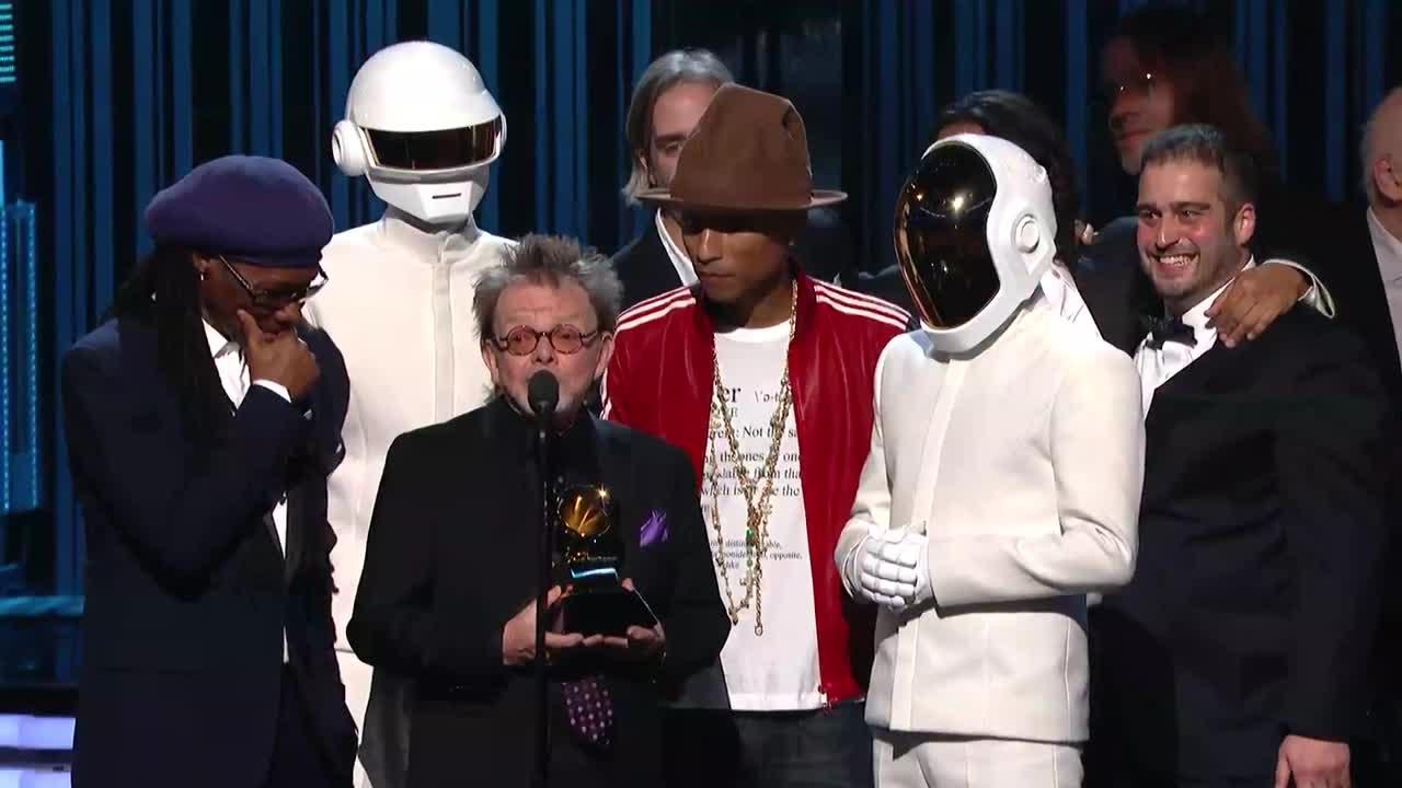 Paul Williams et les Daft Punk
