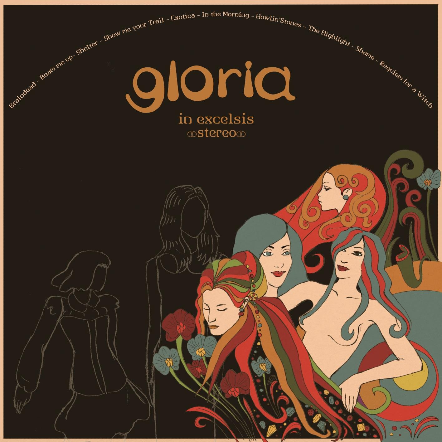 gloria lp cover