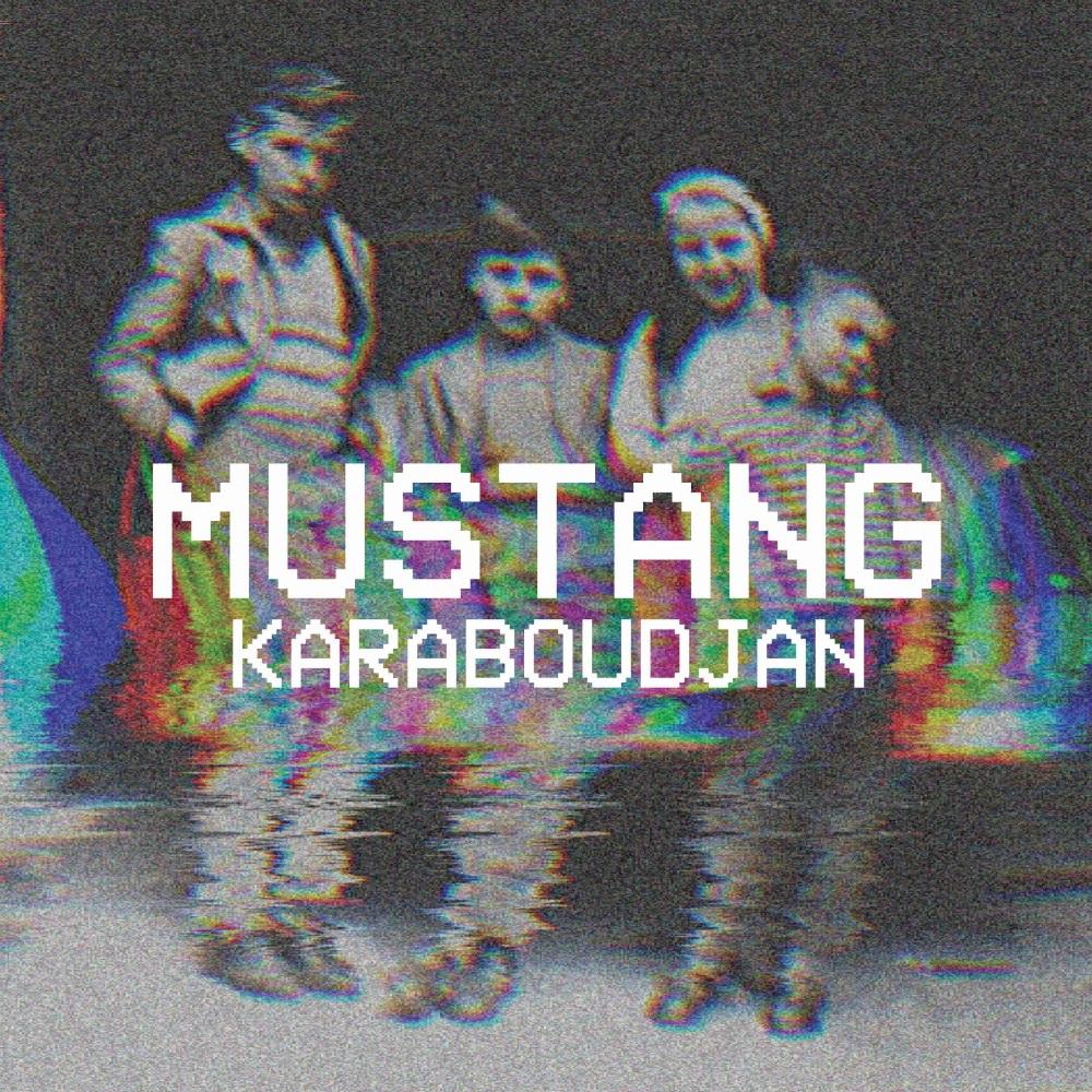 pochette MUSTANG EP