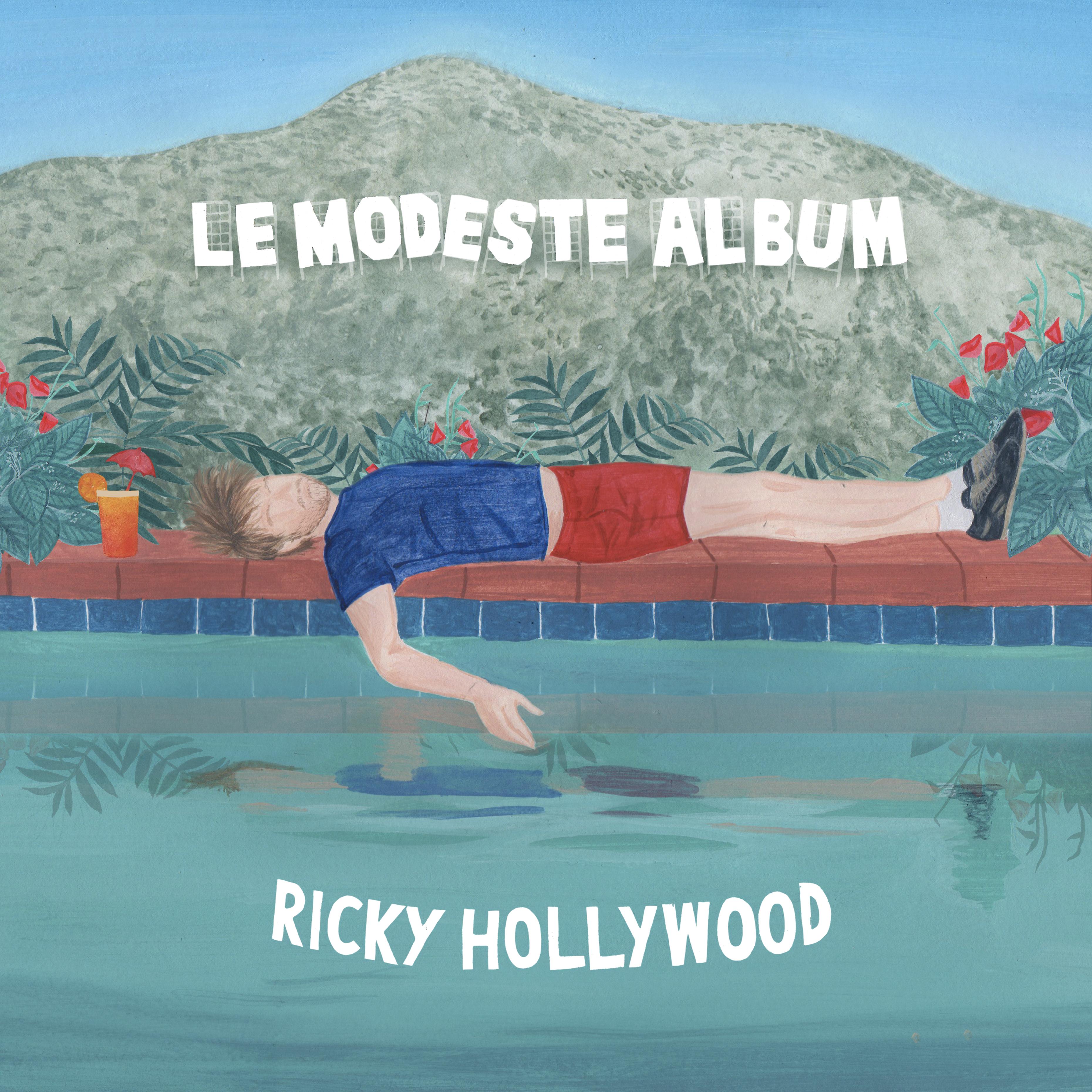 RickyHollywood-LeModesteAlbum
