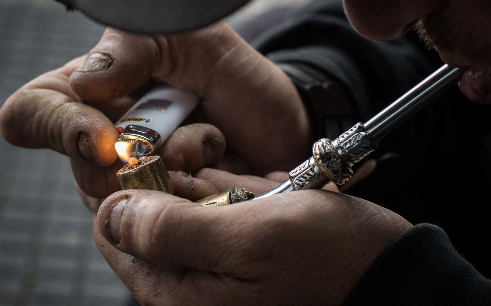 héroïne Addict site de rencontre Wedgwood Jasper datant