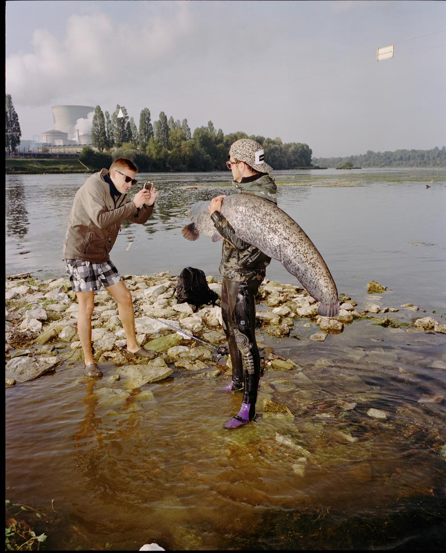 Pêche aux silure - Paul Arnaud pour Hobbies