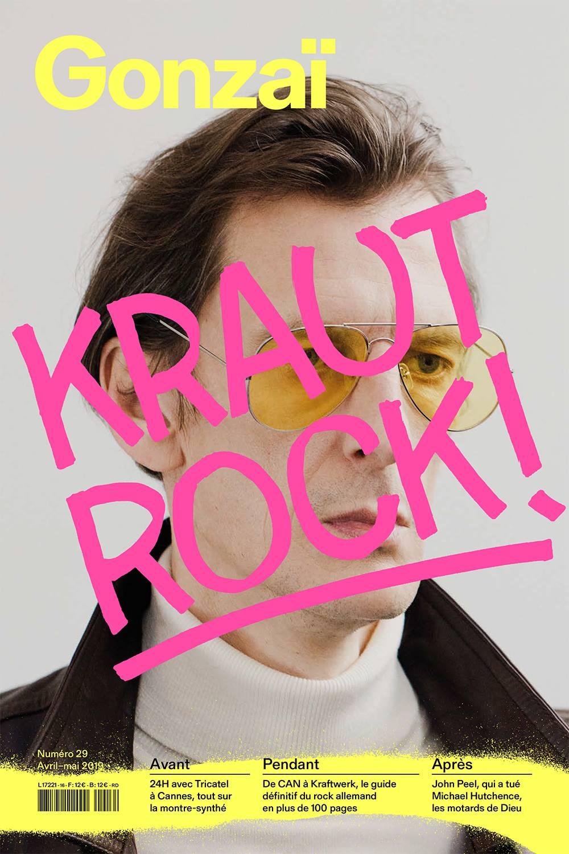 Tout comprendre au krautrock grâce à Gonzaï – Gonzaï